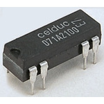 SPNO Reed Relay, 0.5 A, 12V dc