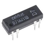 SPNO Reed Relay, 0.5 A, 5V dc