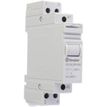 Finder DPST DIN Rail Latching Relay - 16 A, 230V ac