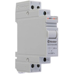 Finder DPST DIN Rail Latching Relay - 16 A, 24V dc