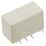 TE Connectivity DPDT Surface Mount Latching Relay - 5 A, 12V dc For Use In Signal Applications