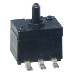KNITTER-SWITCH Detector Switch, 100 mA @ 30 V dc, Silver Plated Phosphor Bronze