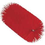 Vikan Red Bottle Brush, 200mm x 60mm