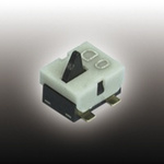 Copal Electronics Detector Switch, Single Pole Single Throw (SPST), 1 mA, Copper Alloy