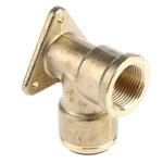 JG Speedfit 90° Brass Push Fit Fitting 22mm