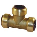 Pegler Yorkshire Brass Push Fit Fitting 15mm