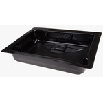 RS PRO Polystyrene Drip Tray, W 300mm, L 450mm, H 100mm