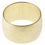 Conex-Banninger Brass Compression Olive, 12mm