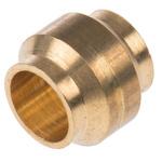 Legris Brass Compression Olive, 4mm