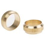Legris Brass Compression Olive, 16mm