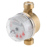 Altecnic Class A 1.5m³/h Water Meter 1/2 in BSPP Male