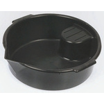 RS PRO Polyethylene Oil Drain Pan, W 400.0mm