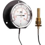 RS PRO Fahrenheit/Centigrade Dial Dry Temperature Gauge