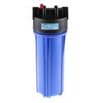 RS PRO Blue Water Filter Housing, 3/4in, BSP, 5 bar