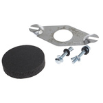 Toilet Close Coupling Kit RS PRO, For Use With Toilet Seat