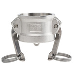 RS PRO Coupler Dust Cap, Stainless Steel