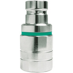 CEJN Brass Process Fitting 3/8in Nipple 3/8BSP