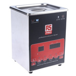 RS PRO Ultrasonic Cleaner, 100W, 2L with Lid