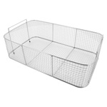 RS PRO Ultrasonic Cleaner Basket for 27L Ultrasonic Cleaning Tank