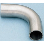 RS PRO Stainless Steel Solder Fitting 90° Elbow, 76.2mm OD