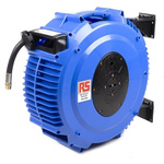 RS PRO 1/2 in G 12mm 490mm Hose Reel 16 bar 18m Length, Wall Mounting