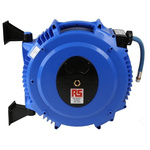 RS PRO 1/2 in G 12mm 490mm Hose Reel 16 bar 15m Length, Wall Mounting