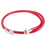 RS PRO 1.5m Long Red Hose Pipe, Applications Household Appliances, 10mm Inner Diam.