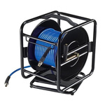 RS PRO 10mm Hose Reel 200 psi 20m Length, Free Standing