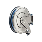 RS PRO 12mm Hose Reel 400 bar, Wall Mounting