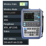 Rohde & Schwarz Oscilloscope Module Web Interface Remote Control RTH-K201, For Use With RTH1002 Series, RTH1004 Series