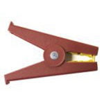 Mueller Electric Kelvin Clip, Red 32mm Jaw Opening, 50A