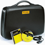 Fluke Hard Carrying Case, Scopemeter Software, For Use With 190 Series II