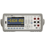 Keysight Technologies External Triggering, LAN/LXI Web Interface Multimeter Software