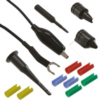 Teledyne LeCroy,Accessory Kit Adjustment Tool (1), Color Coding Rings Set (1), Ground Attachment (1), IC Test Tip (1),