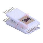 3M IC Test Clip, 14 Way, DIP