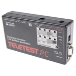 Teletest PC Tester Colour Bars, Crosshatch, Dots, Frequency Burst, Grey Scale, Red Purity, Sync, White Purity