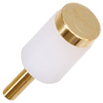 Mac 8 Test Pin, Gold Over Nickel Plated Contact, Male