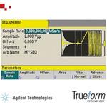 Keysight Arbitary Waveform Capability for 2 Channel Models for 33500B Series Signal Generators