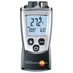 Testo 810 Infrared Thermometer, Max Temperature +300°C, ±2 %, Centigrade With RS Calibration