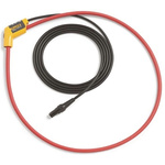 Fluke I430-FLEXI-TF-II Power Quality Analyser Clamp, Accessory Type Flexible AC Current Probe, For Use With Fluke