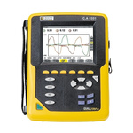 Chauvin Arnoux CA8331 Power Quality Analyser RS Calibration