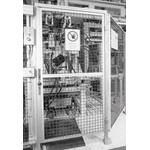 EcoSafe Door Frame Kit, Aluminium, Height 1800mm, Width 1m