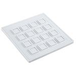 Storm IP67 16 Key Aluminium Keypad