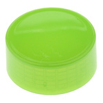 Green Push Button Cap, for use with Push Button Switch, Cap