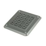 Storm IP65 16 Key Die Cast Zinc Keypad