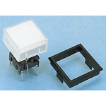 Push Button Bezel for use with 3F Series Push Button Switch