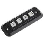Storm IP54 4 Key Polymer Keypad