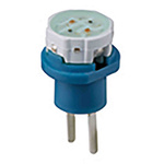 Green Push Button LED for use with KB/YB