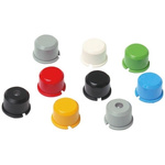 Black Modular Switch Cap, for use with 3F Series Push Button Switch, 4F Series Push Button Switch, Cap