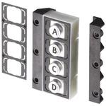 Keypad Mounting Bracket for M Series